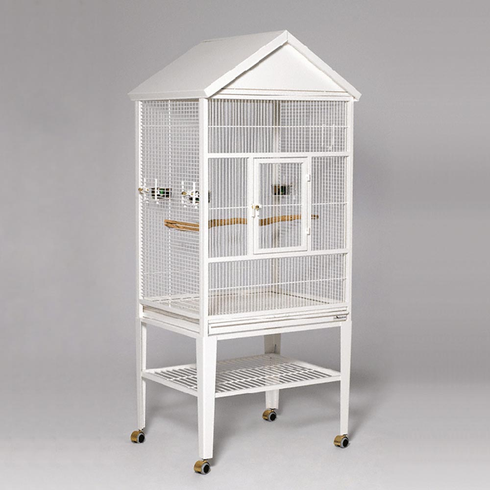 Acrylic Bird Cage Seed Guard
