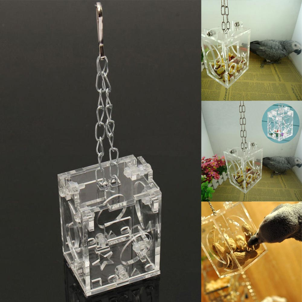 Acrylic Bird Cages Suppliers