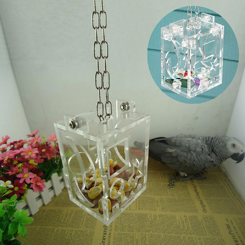 Acrylic Cages for Birds