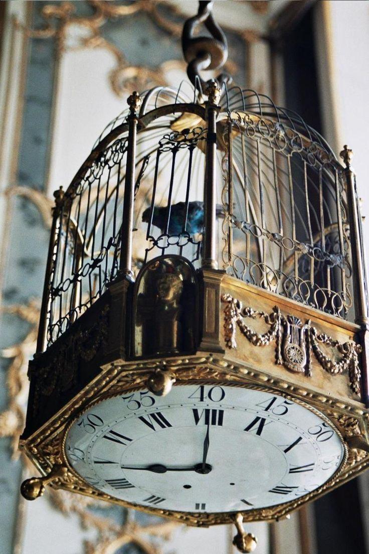 Antique Decorative Bird Cages