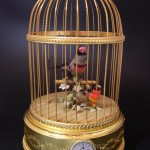 Antique Singing Bird Cage