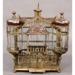 Antique Victorian Bird Cages