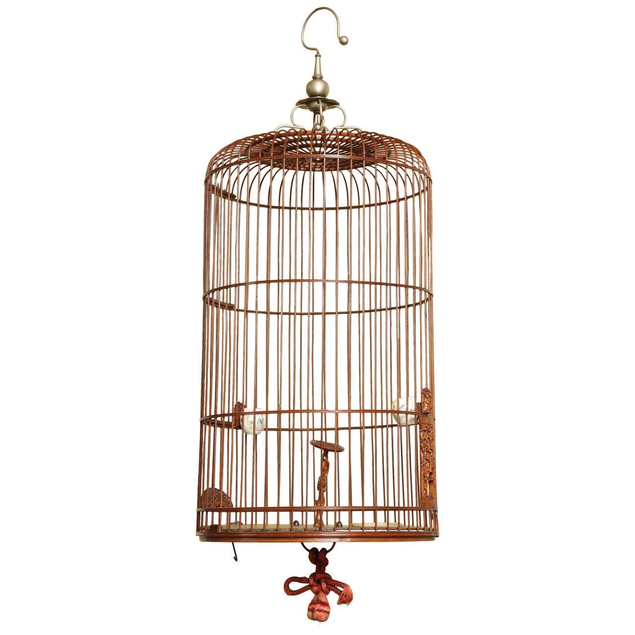 Bamboo Bird Cage Manufacturers