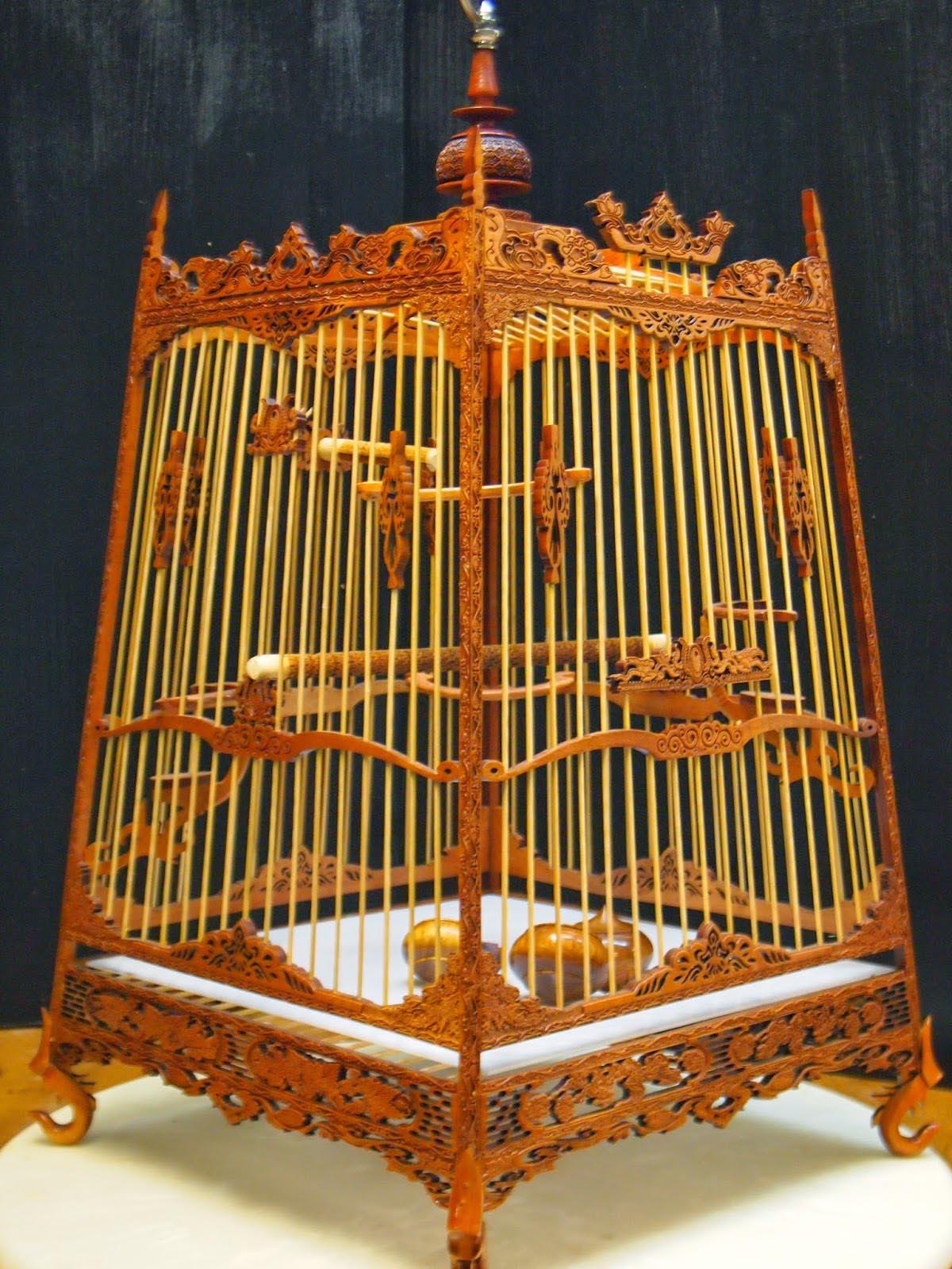 Bamboo Bird Cages Vietnam