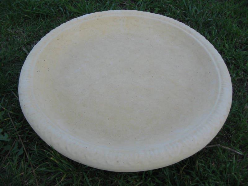 Bird Bath Bowl Replacement