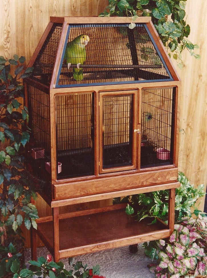 Bird Cage Aviary Designs