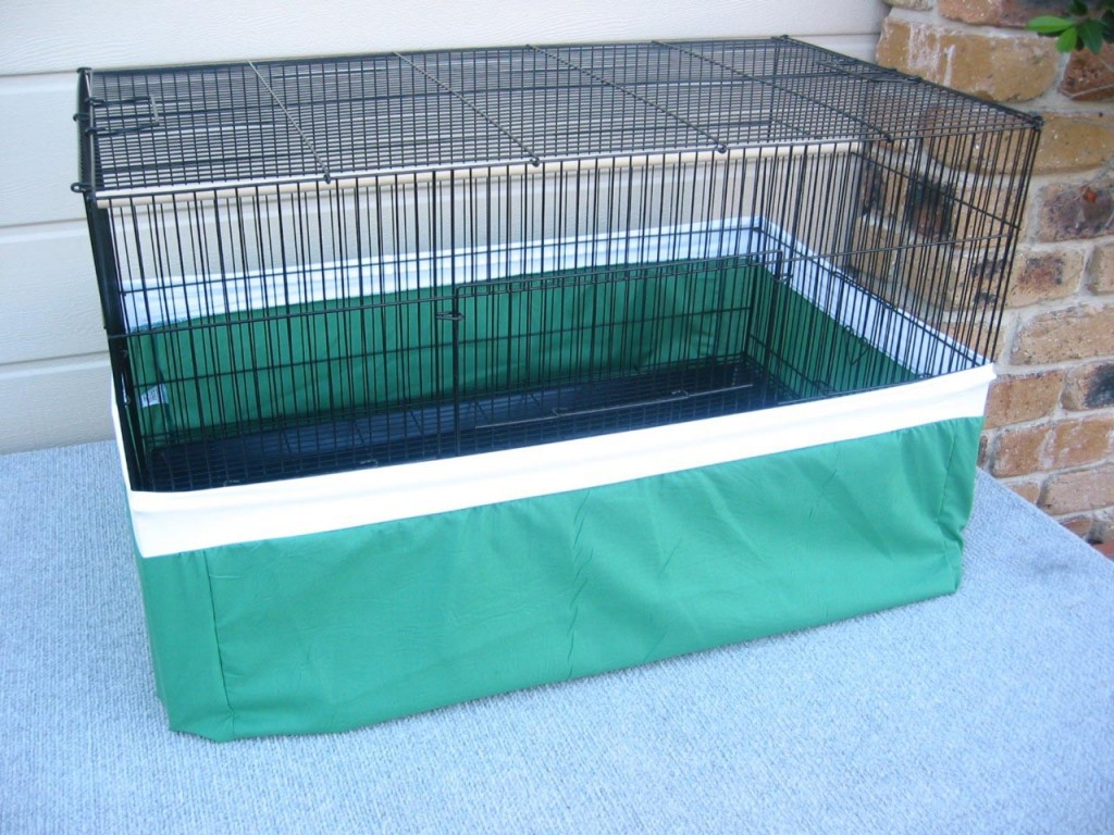 Bird Cage Covers and Seed Catchers