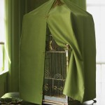 Bird Cage Covers for Winter