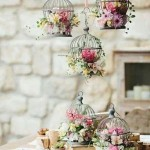 Bird Cage Decor Ideas