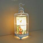 Bird Cage Floor Lamp
