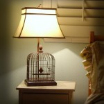 Bird Cage Lamp DIY