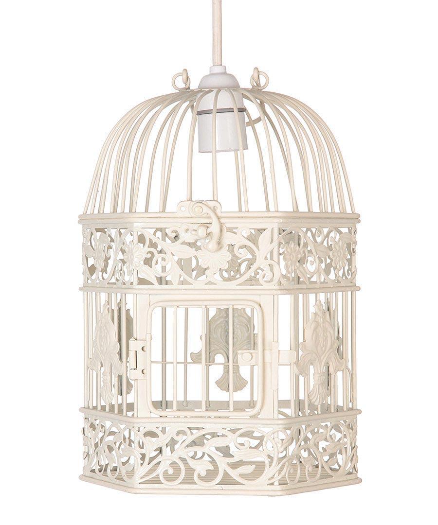Bird Cage Lamp Shades