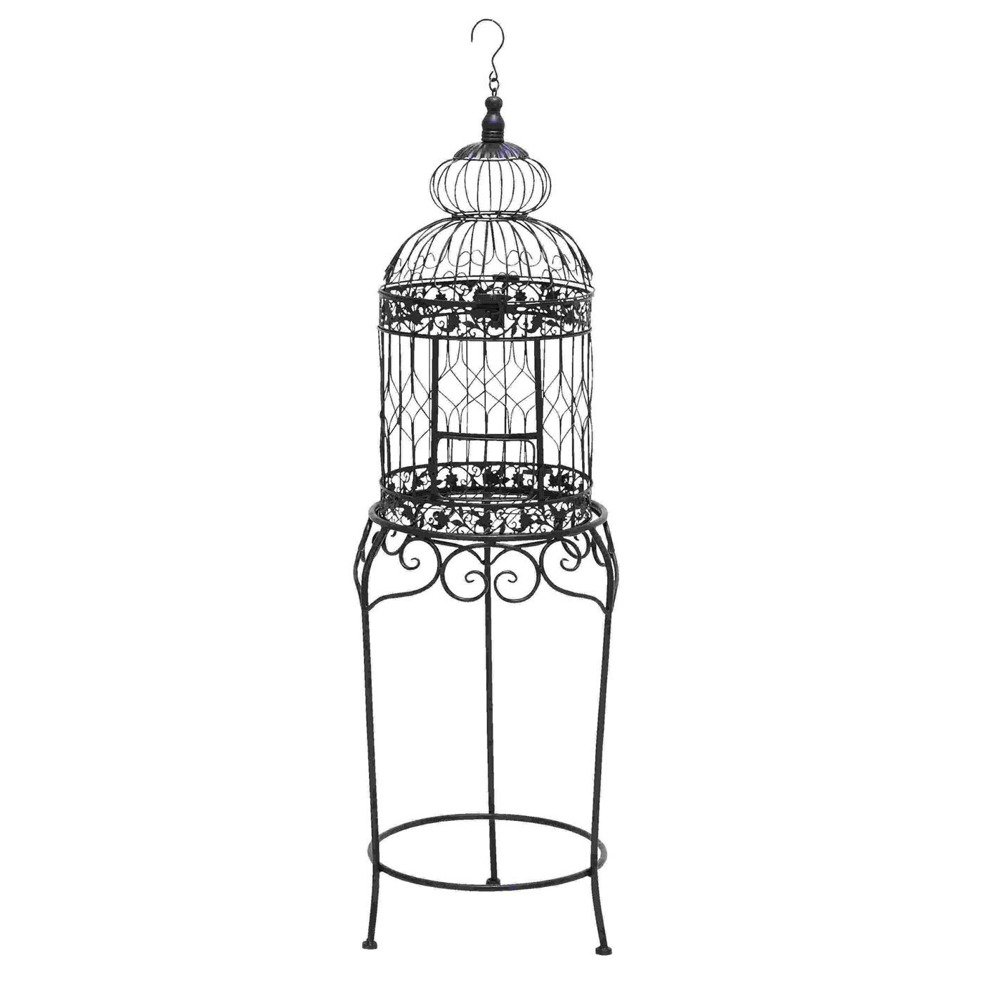 Bird Cage Stands Antique