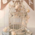 Bird Cage Vintage Decoration
