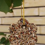 Bird Feeder Craft for Toddlers