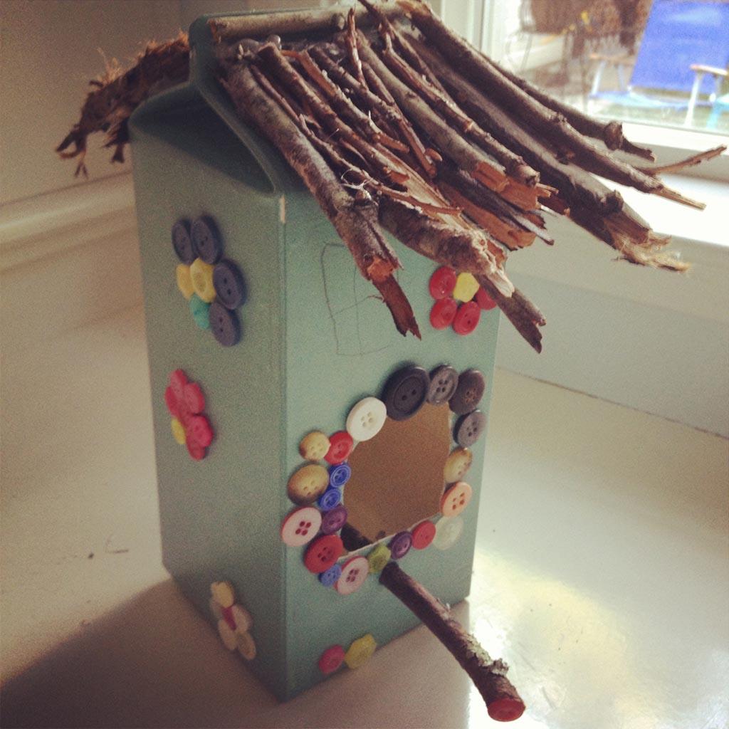 Bird Feeder Craft Kit