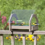 Bird Feeder Deck Hangers