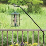 Bird Feeder Hanger for Deck