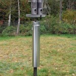 Bird Feeder Pole Baffle