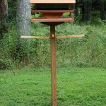Bird Feeder Station Plans