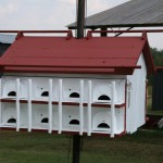 Bird House for Purple Martins