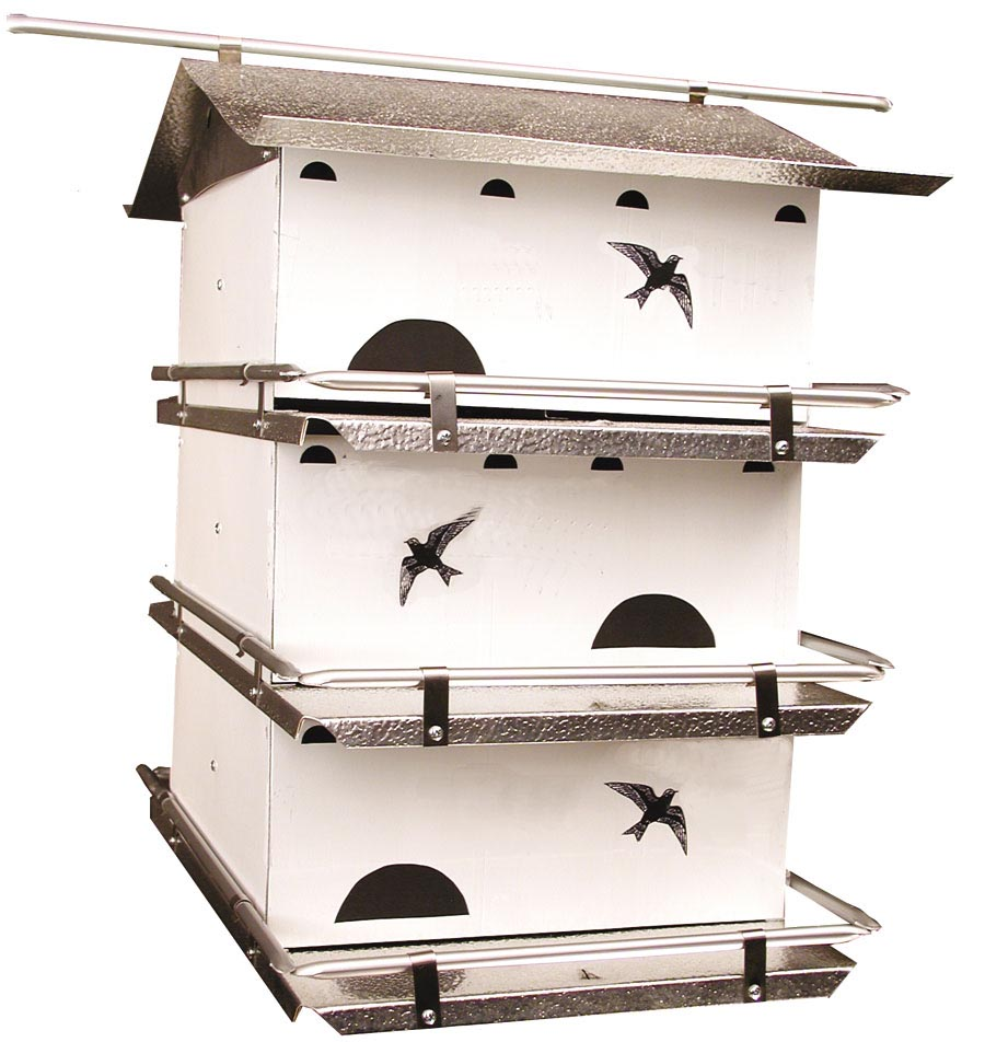 Birds Choice Purple Martin House