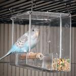 Build Acrylic Bird Cage
