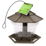Cedar Works Gazebo Bird Feeder