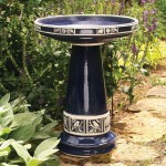 Ceramic Bird Bath Bowls