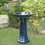 Ceramic Bird Bath Replacement Bowls