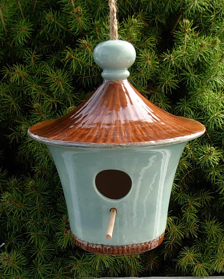 Ceramic Bird Feeder Project