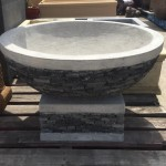 Concrete Bird Bath Bowls