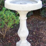 Concrete Garden Bird Baths