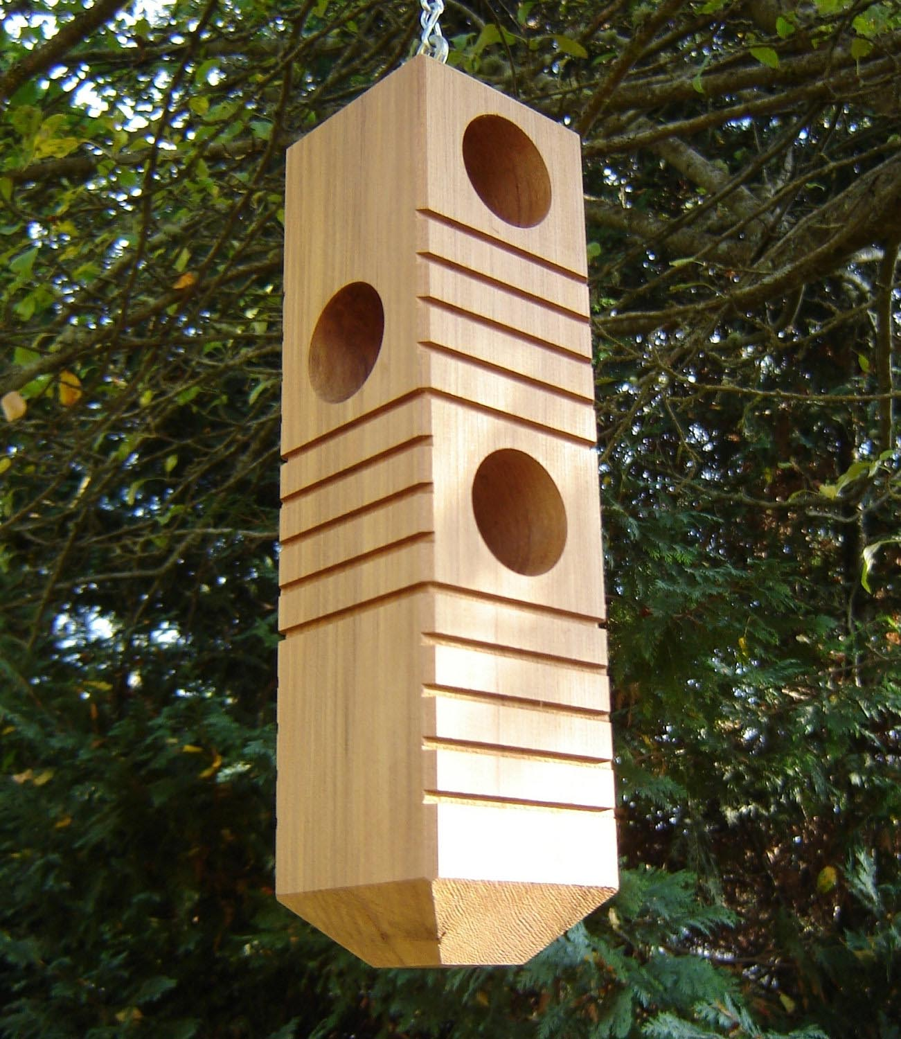 Cool Bird Feeder Plans