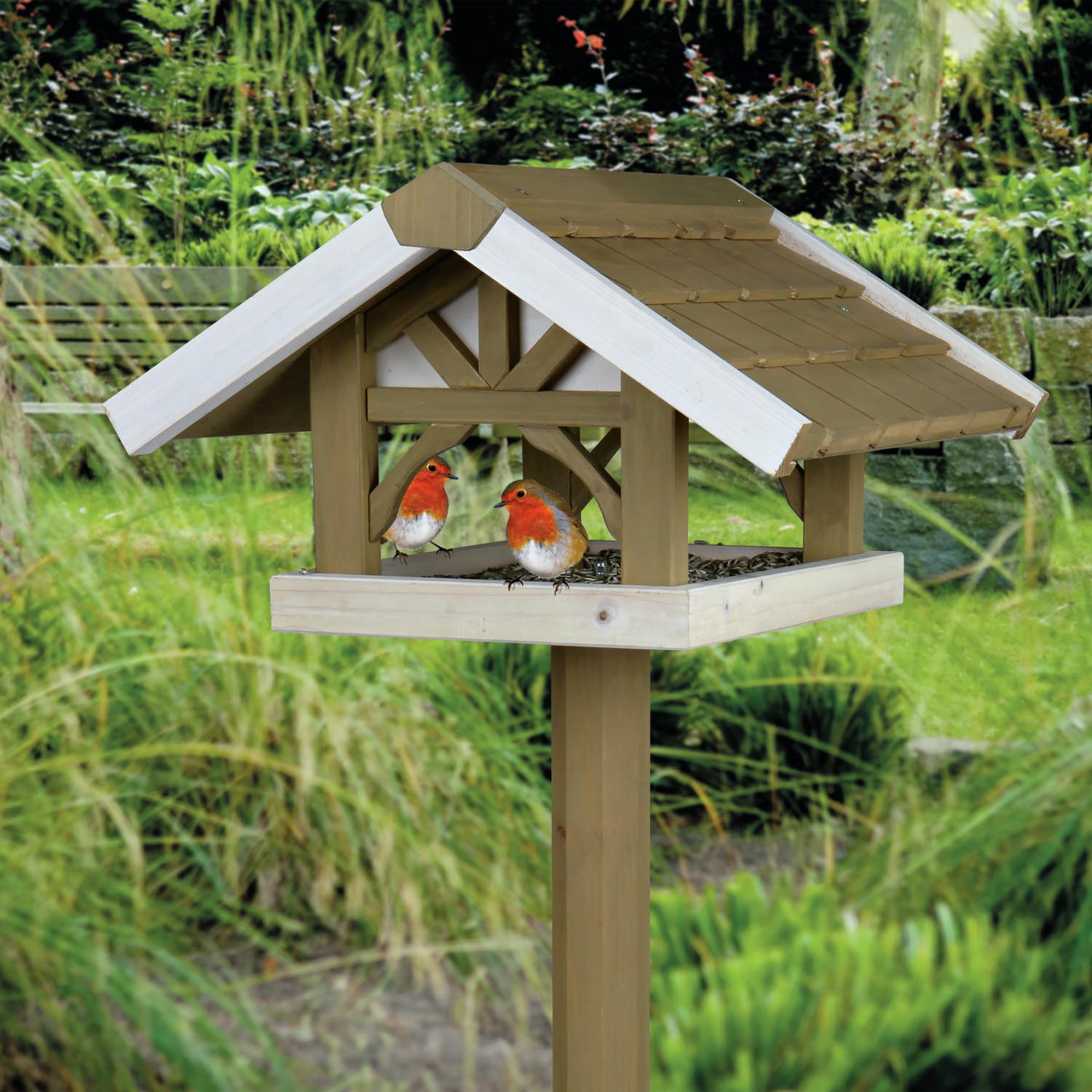 Cool Homemade Bird Houses