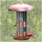 Copper Bird Feeders Squirrel Proof