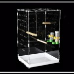 Custom Acrylic Bird Cages
