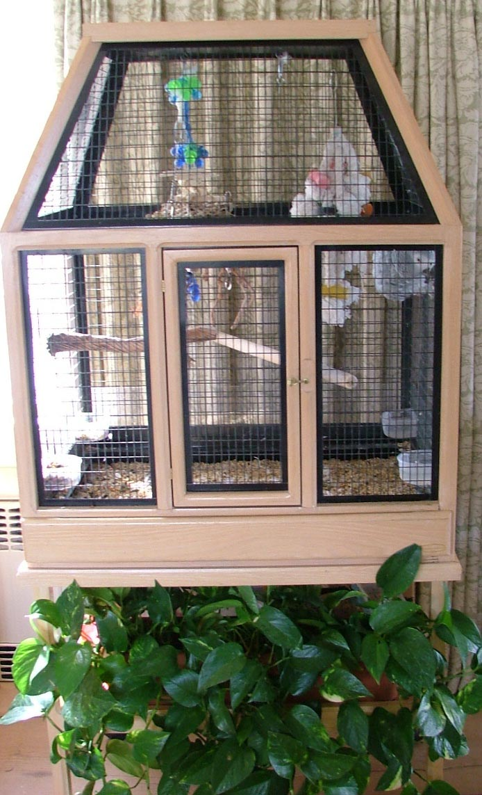 Designer Aviaries Bird Cages