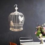 DIY Acrylic Bird Cage