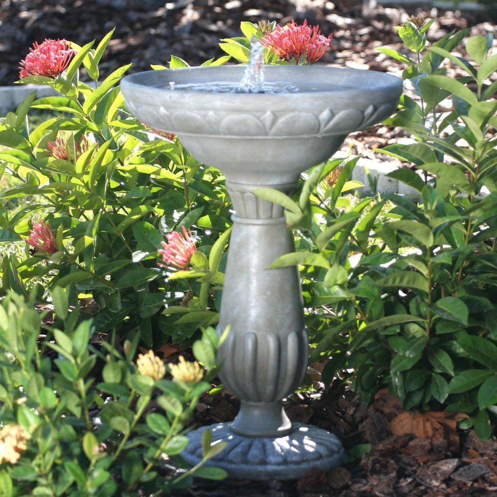 DIY Bird Bath Heater