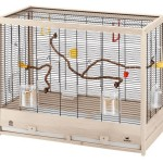 DIY Bird Cage for Finches