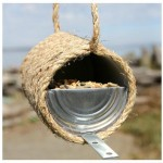 DIY Bird Feeder Ideas