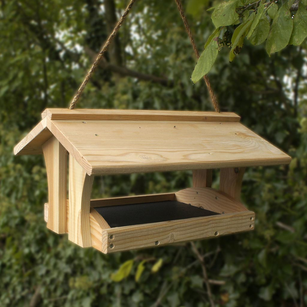DIY Bird Feeders Plans