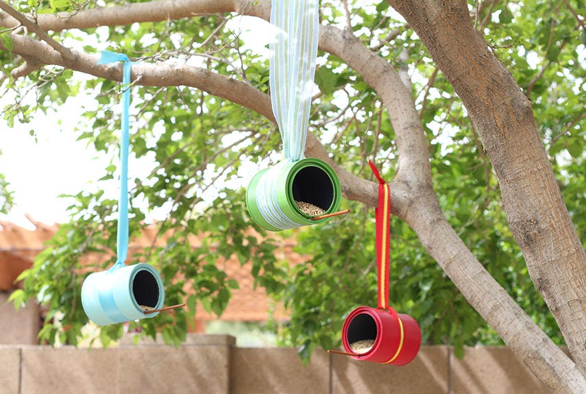 Easy DIY Bird Feeder
