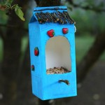 Easy Homemade Bird Houses