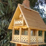 Free Gazebo Bird Feeder Plans