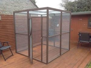 Free Plans for Bird Aviary