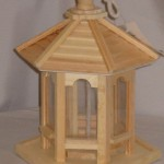 Gazebo Bird Feeder Plans