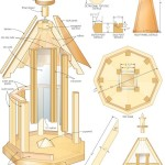 Gazebo Bird Feeder Plans Free
