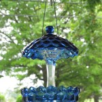 Glass Bird Feeders Make